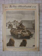 The War Illustrated #151 (Kasserine, Haile Selassie, Russian Armoured Train WW2)