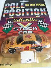 POLE POSITION STOCK CAR #4 1:64 Ernie Irvan Kodak