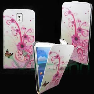 Custodia-MARGHERITE-ROSA-pr-Samsung-Galaxy-Note-3-N9005-cover-apertura-verticale
