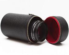 Soligor Lens Case For Sigma Nikkor Kalimar Canon Chinon Vivitar Focal Miranda