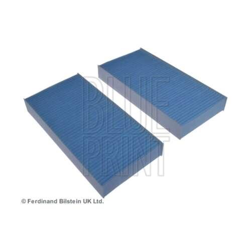 Fits Honda CR-V MK2 2.2 CTDi Genuine Blue Print Air Cabin Filter Set