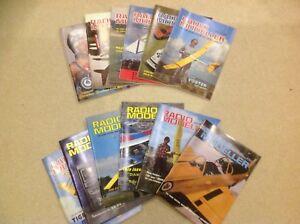 12-issues-Radio-Modeller-magazine-1979