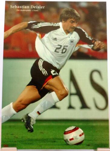 Fan Big Card Edition B47 Fußball Nationalspieler DFB Sebastian Deisler