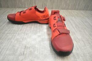 mas bajo precio última colección amplia selección de diseños Adidas cinco Ten Kestrel PRO BOA Tld EE9809 Mountain Bike zapatos, para  hombres 13, Rojo | eBay