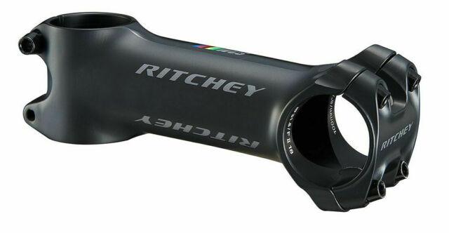 31.8 x 70mm Ritchey 2019 WCS C220 Bike Bicycle Stem 73//17 Degree Blatte Black