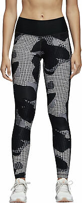 Ehrlich Adidas Believe This High Rise Womens Long Training Tights - Black
