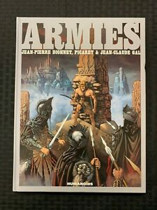 ARMIES-Humanoids-2013-English-Hardcover-Dionet-Picaret-amp-Gal-See-Pictures