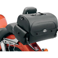 MOTORCYCLE TAIL BAG / TOUR TRUNK/ LUGGAGE RACK/ SISSY BAG/ SUITCASE (S0056)