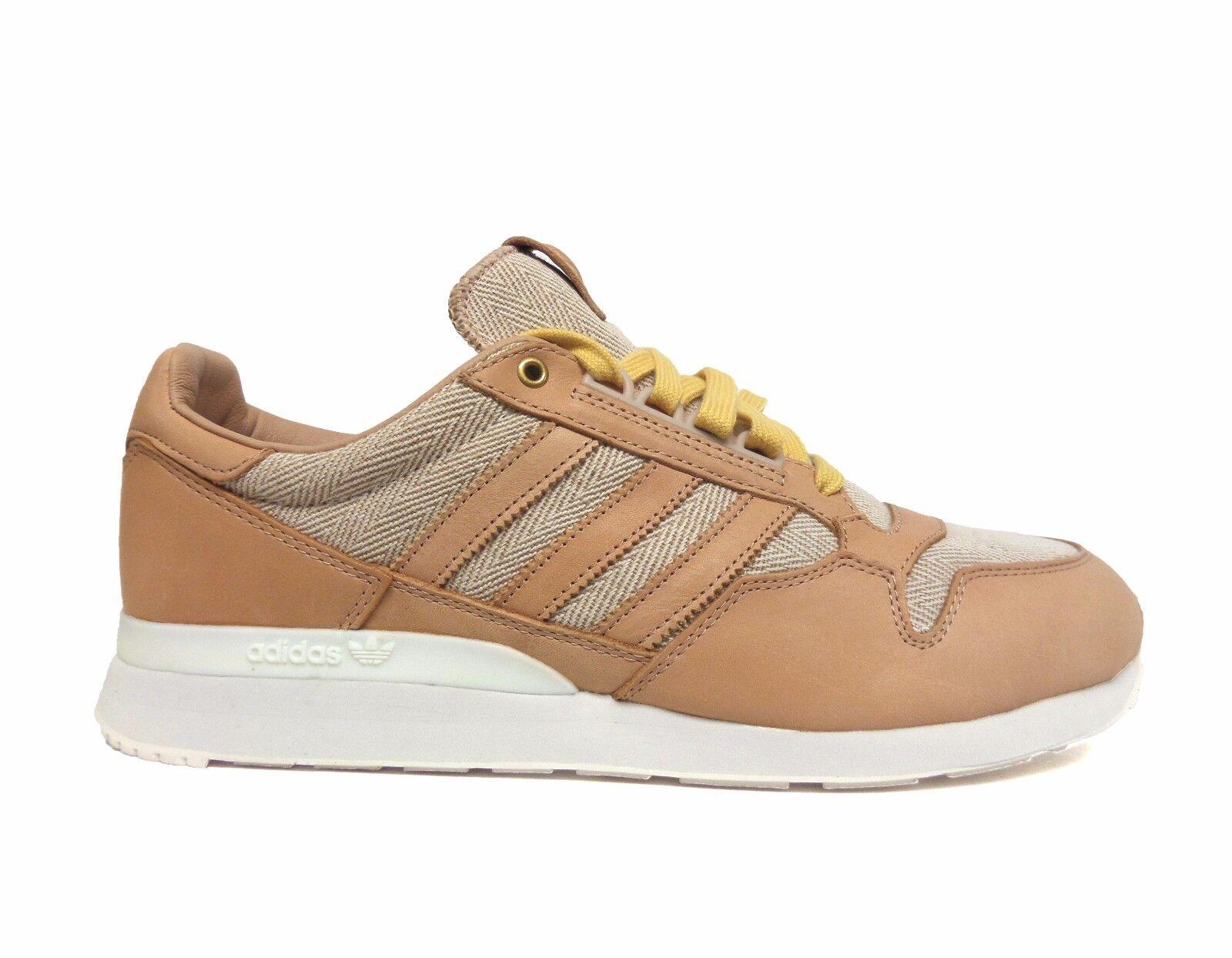 Adidas originale zx 500 uomini da nigo scarpe d'oro / bianco m21518 a1