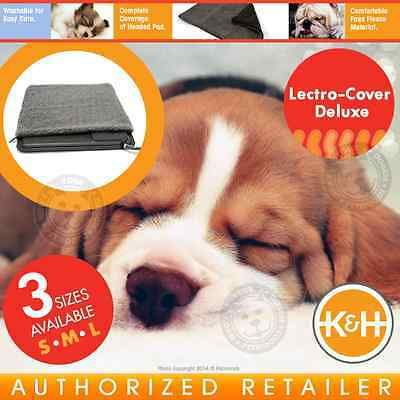 K&H Deluxe Lectro-Kennel Dog COVER [Small KH1105 | Medium KH1205 | Large KH1305]