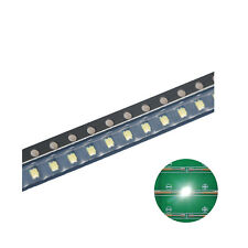 100pcs 12103528 Smd Led Diode Lights White Super Bright Lighting Bulb