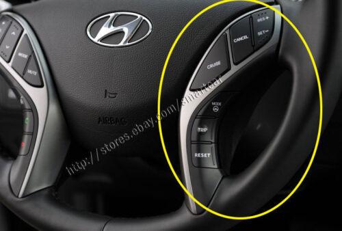 Auto Cruise Retrofit Switch Extension Wire for 2014 2015 Hyundai Elantra