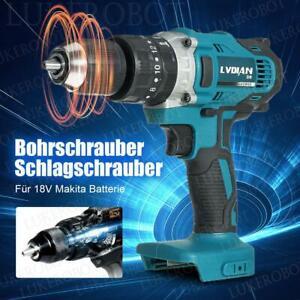 Akku-Bohrmaschine-Schrauber-Bohrschrauber-Akkuschrauber-fit-fuer-Makita-Batterie