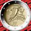 miniatuur 2 - 2 EURO FRANCIA 2021 OLIMPIADI PARIGI 2024 FDC - SERIE 5 COINCARD