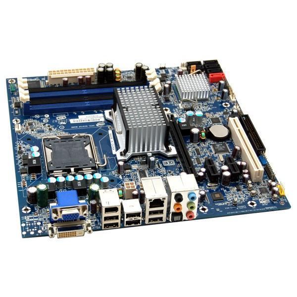 Intel DG33TL Motherboard LAN XP