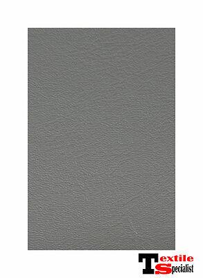 "Marine Vinyl Fabrics Pewter Gray 5 Yards Outdoor Boat Car Upholstery 54/"" Wide"