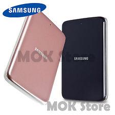 SAMSUNG H3 Portable External Hard Disk Drive HDD USB 3.0 2TB - PINK W