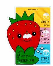 TONY MOLY Strawberry Nose Pack 3-step strawberry seeds 3-step korea K-beauty