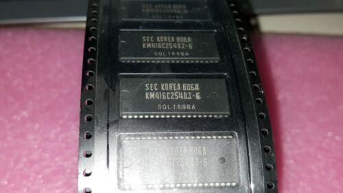 60 ns PDSO-40 IC 256K X 16 EDO DRAM 5x SEC KM416C254DJ-6