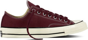 f1262dc94d89 NWOB Converse Chuck Taylor All Star 70 OX Dark Sangria Low Top ...