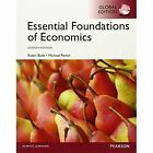 Essential Foundations of Economics: Global Edition by Michael Parkin, Robin Bade (Paperback, 2014)