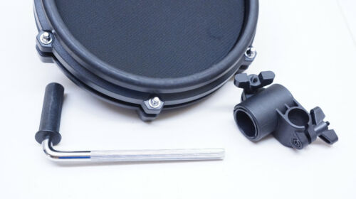 """Alesis Nitro 8/"""" Single Zone Mesh Tom Expansion with Clamp and L Mount"""