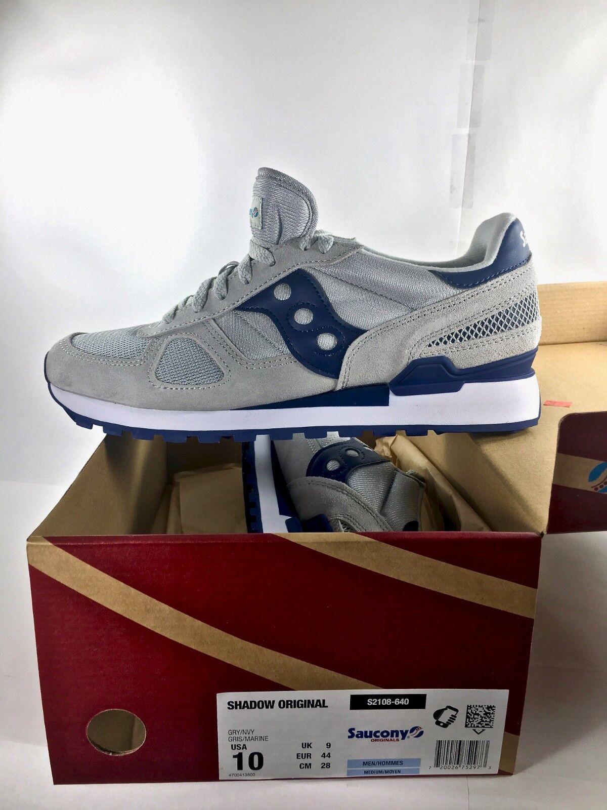 Saucony Originals hommes hommes Originals Shadow Original Sneaker US 4df4ec