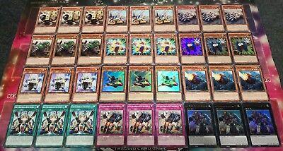 Yu-Gi-Oh Edler Ritter // Noble Night // Walküren // Märchen Deck ALLE TOP Dt.