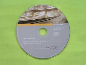 CD-NAVIGATION-SOFTWARE-EX-DEUTSCHLAND-2013-AUDI-BNS-5-0-A2-A3-A4-A6-TT-8E0