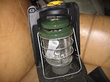 Vintage Coleman Northstar lantern in case North star NICE propane works