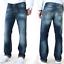 Nudie-Herren-Regular-Straight-Fit-Jeans-Hose-B-Ware-Neu-Blau-Schwarz Indexbild 18