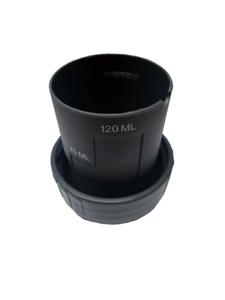 2581006 CARAVAN // MOTORHOME Thetford Cassette Toilet Measuring Cup GREY