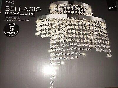 Led Wall Light Chandelier Diamante
