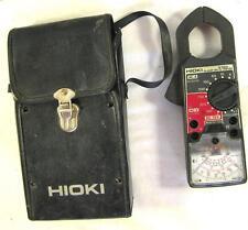 HIOKI 3100 CLAMP ON HI TESTER