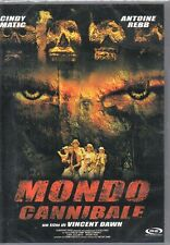 MONDO CANNIBALE - DVD (NUOVO SIGILLATO)