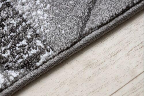 Moderne Incroyable Nouveau design Tapis Alter triangles gris épais Cheap Best-Tapis