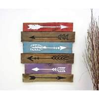 10 Arrows Stencil Kit - Large Size - Reusable Diy Wall Pattern Stencil Kits