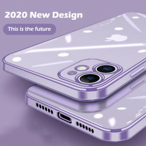 Square-Plating-Edge-Cover-Case-For-iPhone-SE-2020-11-12-Pro-Xs-Max-XR-X-8-6s-7