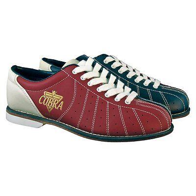 cobra tcr1l red/navy/white premium mens bowling rental