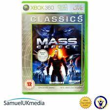 MASS Effect Classics (Xbox 360) ** in un caso Nuovo Di Zecca **