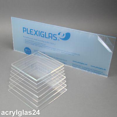 6 mm, 600 x 500 mm Acrylglas Zuschnitt Plexiglas Zuschnitt 2-8mm Platte//Scheibe klar//transparent