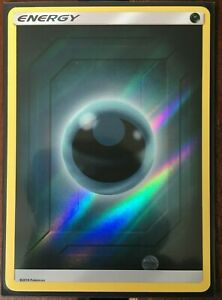 Pokemon Hidden Fates Dark Energy Reverse Holo Card