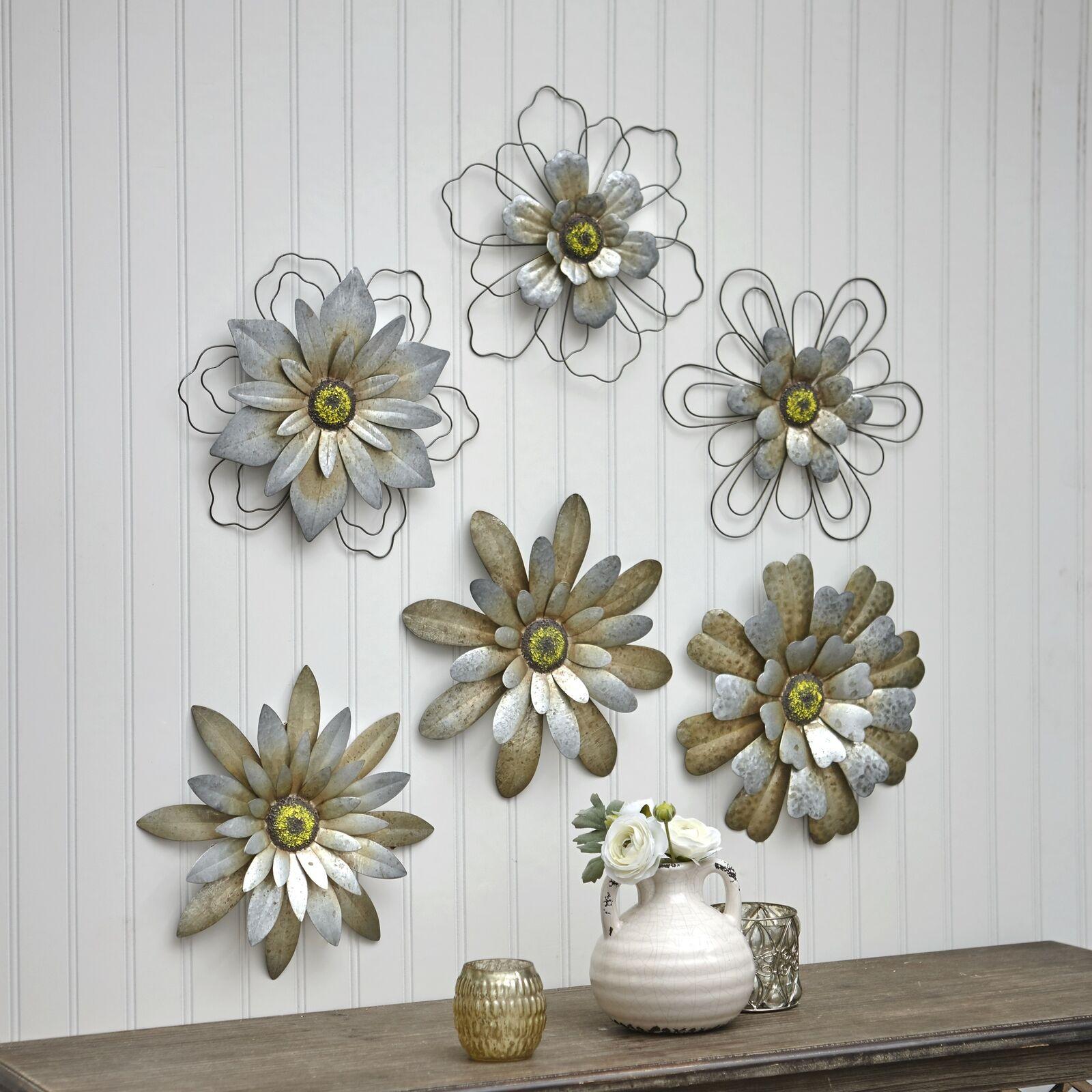 Galvanized Rustic Metal Hanging Olive Bucket Floral Basket For Sale Online Ebay