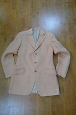 Hackett London men's jacket/blazer 100% Irish linen size 40L