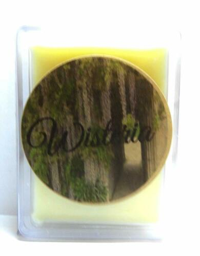 Wisteria 3.2 Ounce Pack of Soy Wax Tarts Scent Brick This Is a Beautiful Fragr