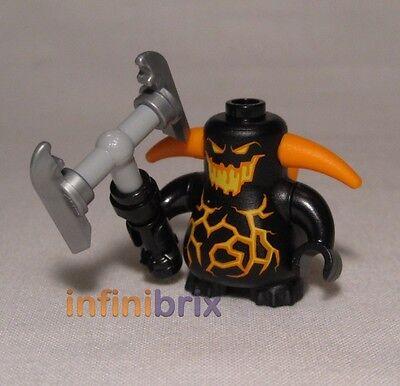 Black Lego Minifig Scurrier nex048