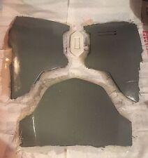 Boba / Jango Fett / Mandolorian Chest Armour Fibreglass Kit (no Battle Damage)