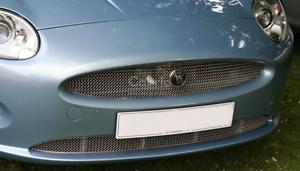 Jaguar XK Kühlergrill 2-Teilig 2006-2009 bis facelift kein XKRFrontgrills QQ6