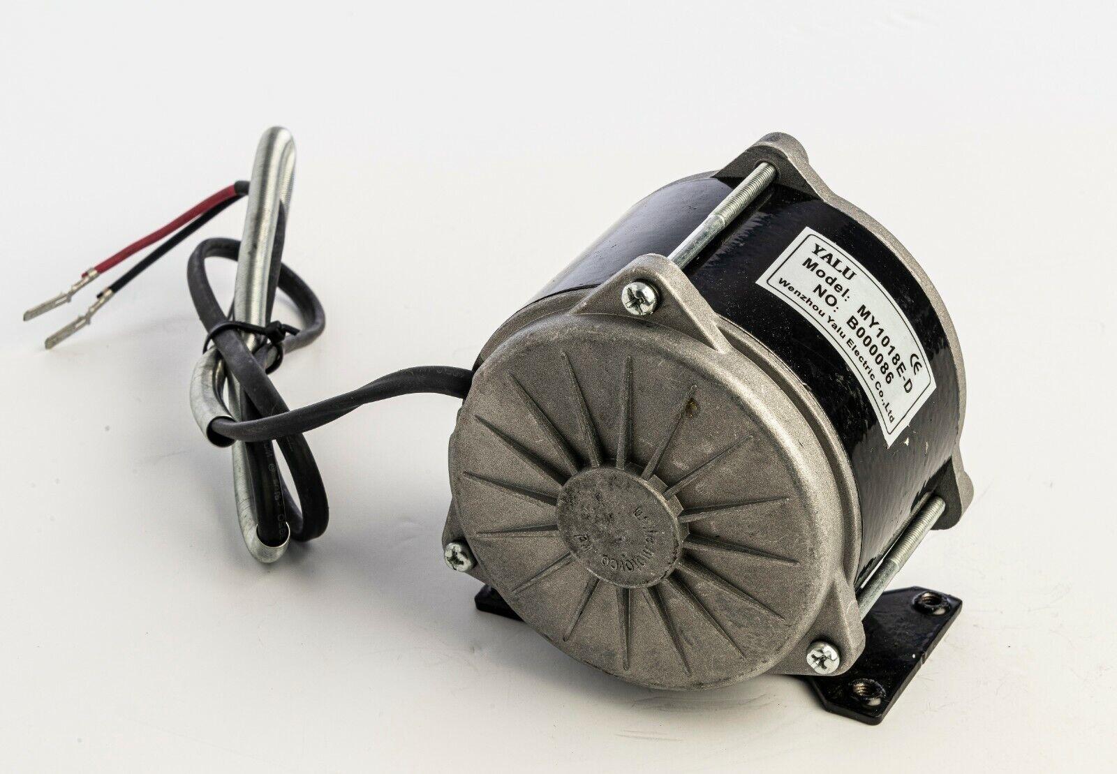 Razor Crazy Cart XL 500W motor with screws