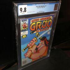 Groo The Wanderer #1 CGC 9.8 NM/MT First Issue Sergio Aragones Marvel Epic 1985